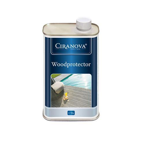Woodprotector - olej na dřevěné terasy