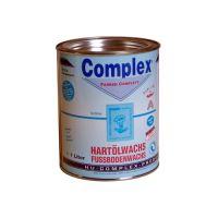 Complex Hartölwachs - tvrdý olej vosk na parkety a nábytek